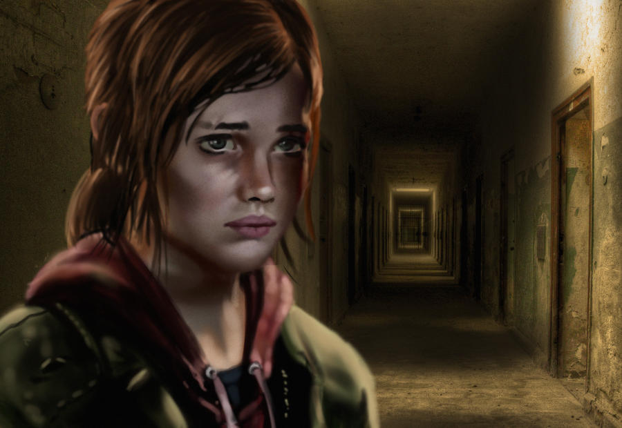 Ellie.... by JLeonardK