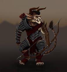 Charr Warrior