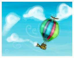 Cloudmaker by aunjuli