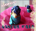 miniCLAY: Athrun Zala by aunjuli
