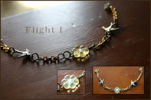 Flight I by aunjuli