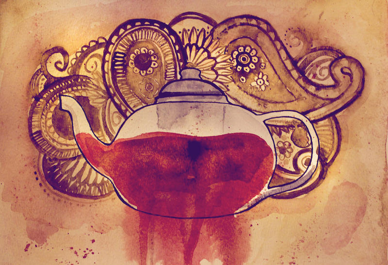 Hannibal's Tea by aunjuli