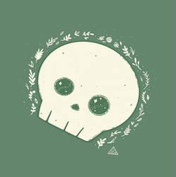 Starlight Skulls Green Variant 1