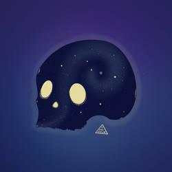 Sleep-infused Skull Universe