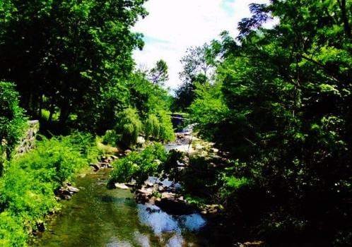 blackberry river canaan ct.