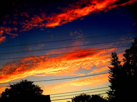sept sky #2