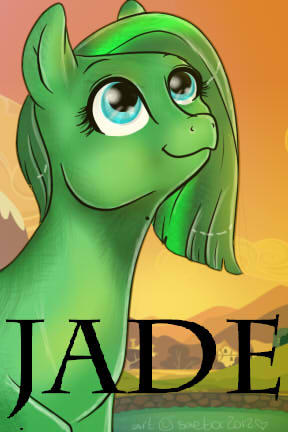 Jade Badge by Triard