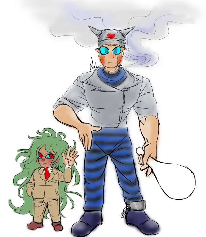 Au Where Gonta And Hoshi By Bennyboobopskibap On Deviantart His title is the ultimate tennis pro. au where gonta and hoshi by