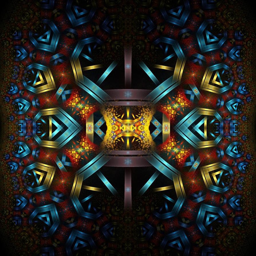 Mystery Machine by Ganjalvi
