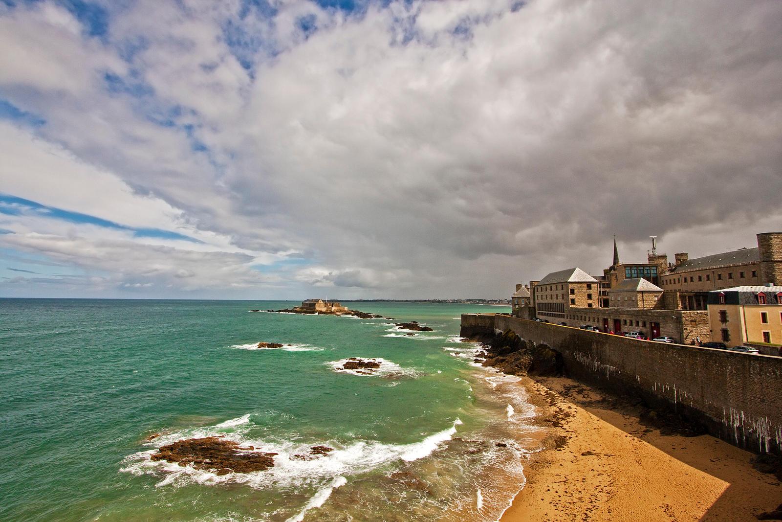 Saint Malo by Ganjalvi
