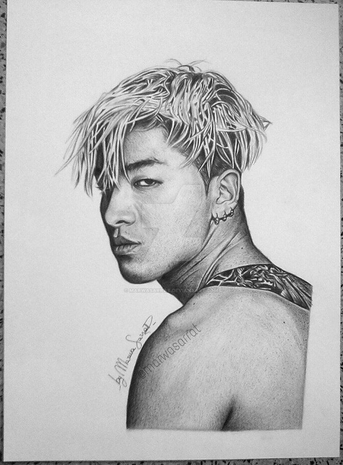 Taeyang by MarwaSarrat
