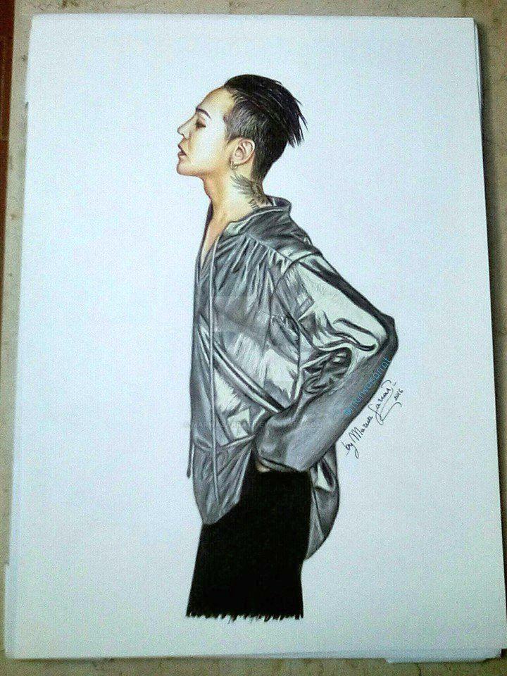G-Dragon by MarwaSarrat