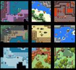pokemon screens
