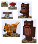 Mobs for Minecraft Mod
