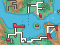 Map WIP by GroudonMcL