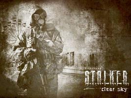 ClearSky Stalker by steamw