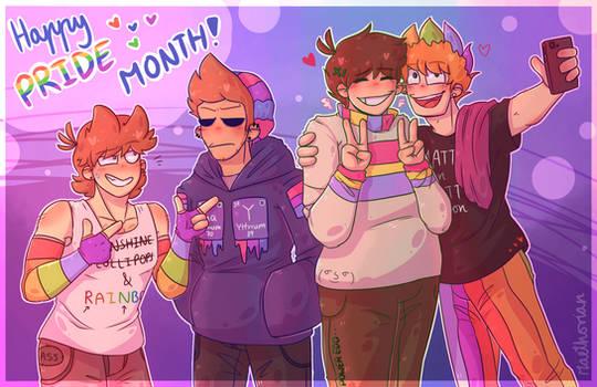 Pride Month -Speedpaint-