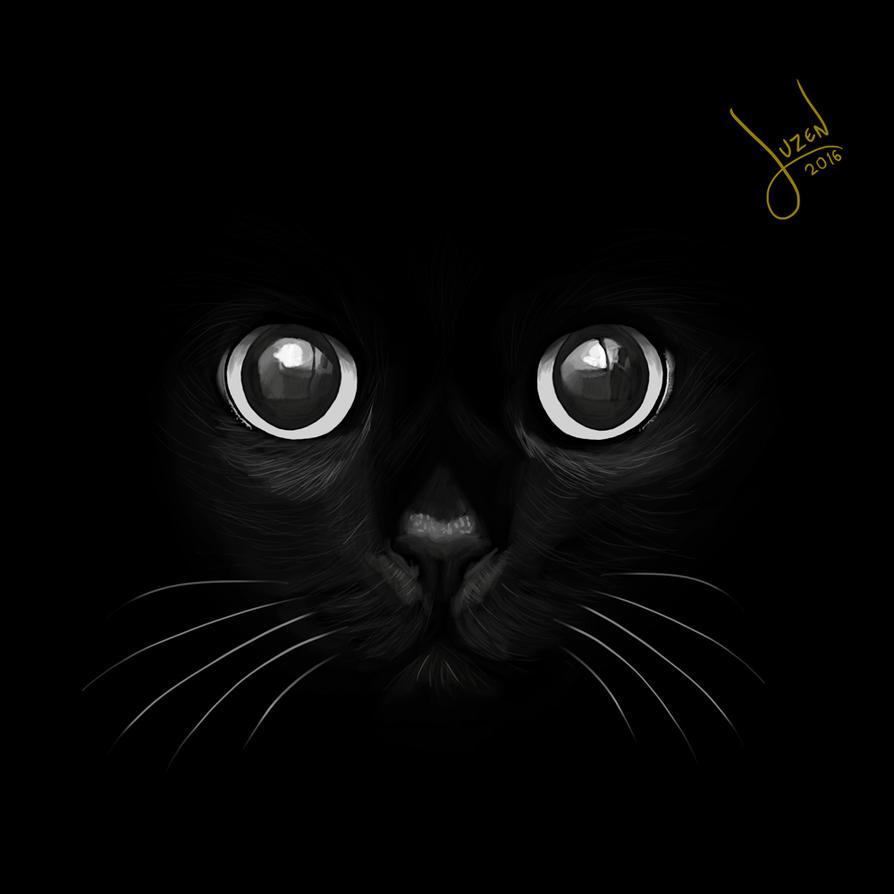 Cat by JuzenArt