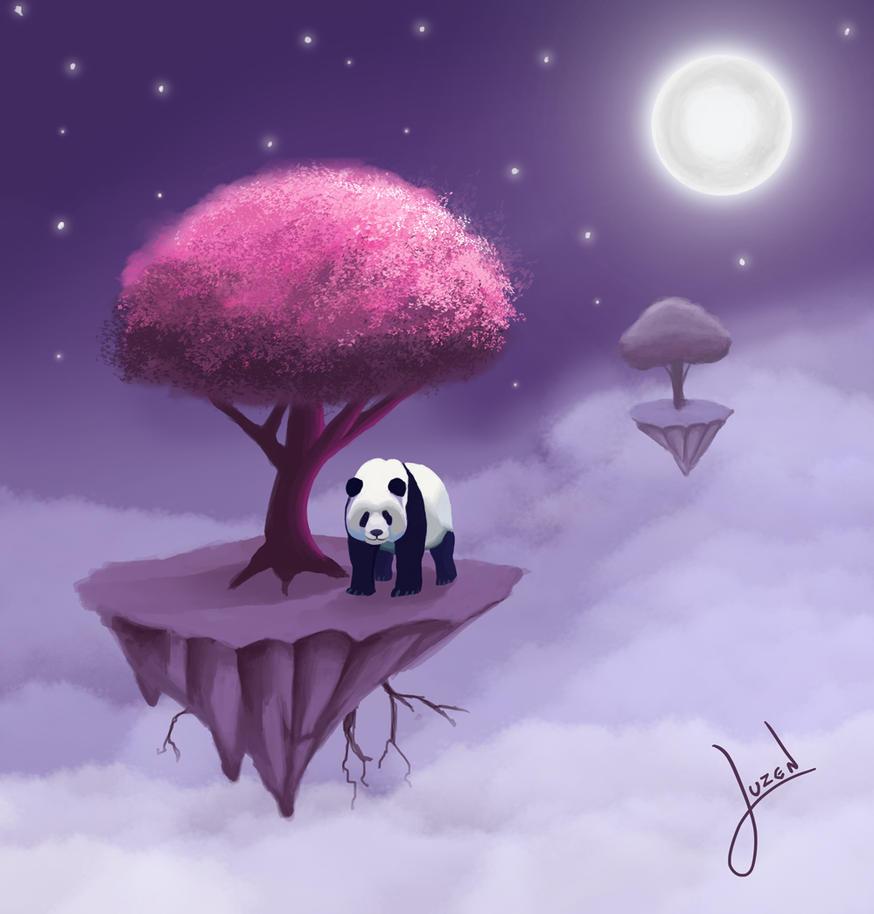 floating dreams by JuzenArt