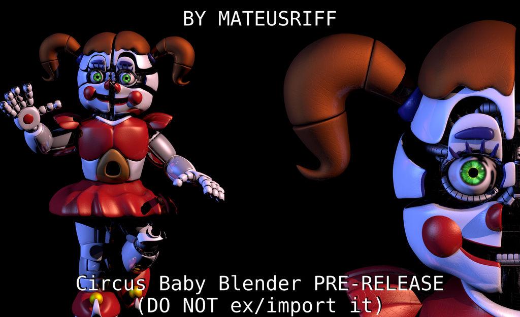 Circus Babys Map Made - Berkshireregion
