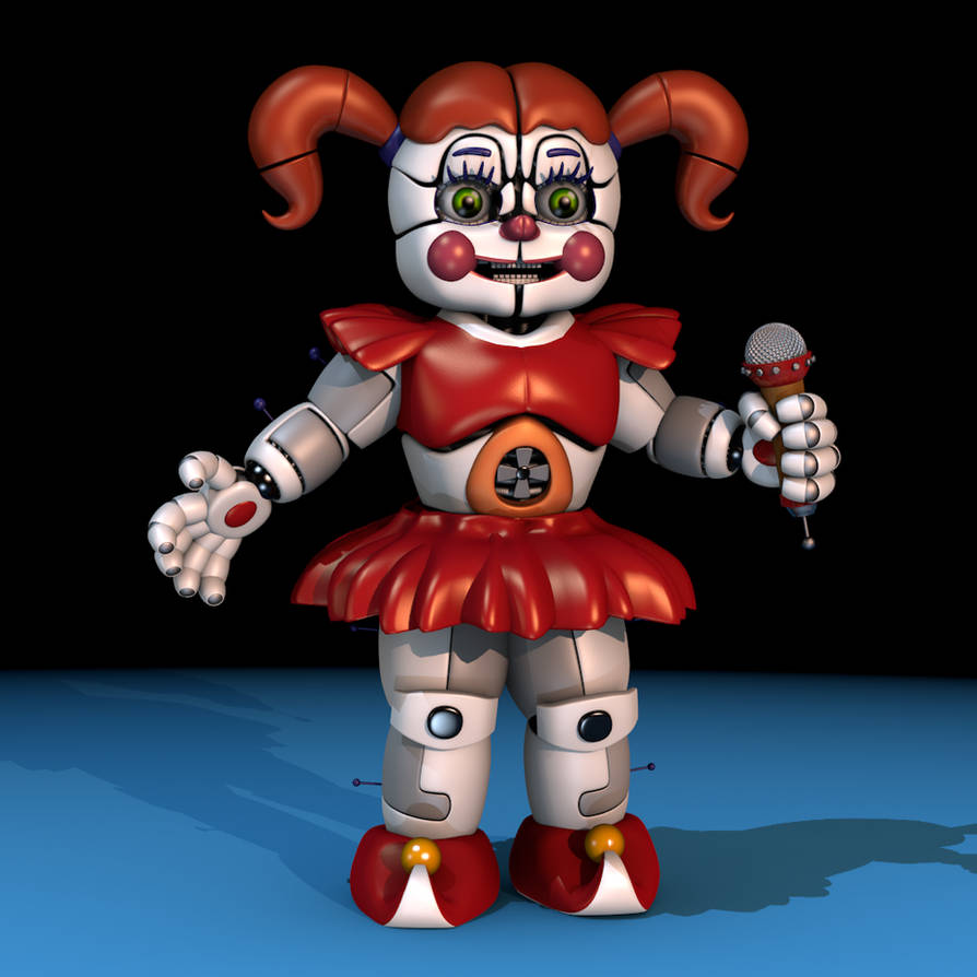 Circus Baby Extras Image Remake - Circus Baby V.4 by ...