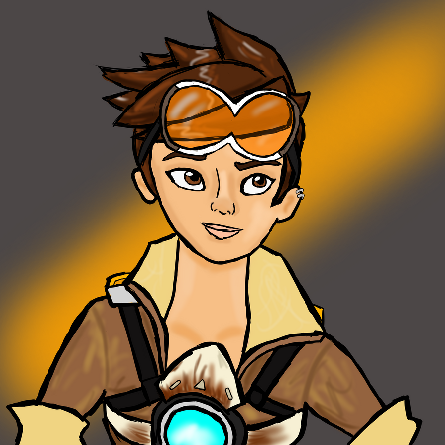 Tracer by JamesW445