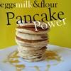 pancake power by DieSchlumpfe