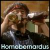 homobernardus by DieSchlumpfe