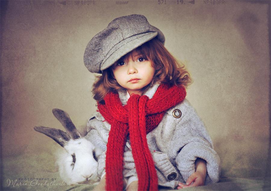 Elly n Bunny by Daizy-M