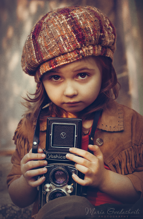 Kamera The_photographer_by_daizy_m-d658bs7