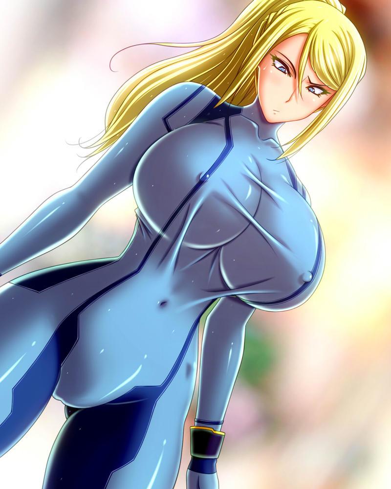 Consider, that Hot naked samus aran charming