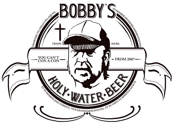 Bobbys Holy Water Beer By Kentameadowwolf On Deviantart