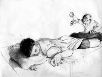 The Nair Incident by Kentameadowwolf