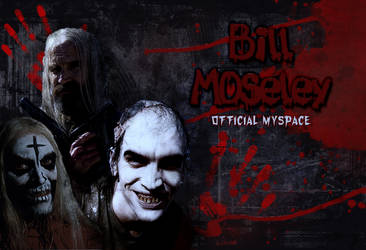 bill moseley by tractorpirate