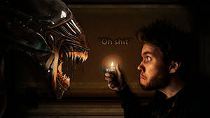 Alien Adversity by Ametafor91