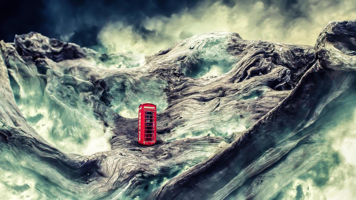 Hazardous Call by Ametafor91