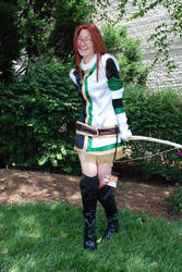 First Cosplay by CrazyInsaneJess