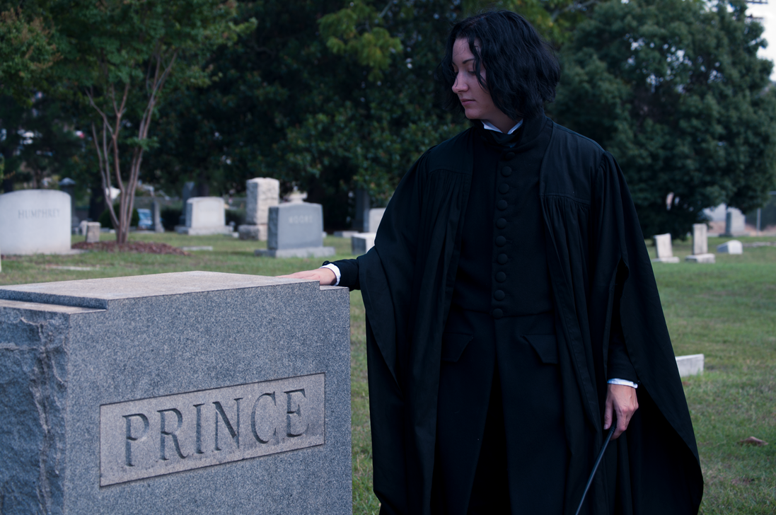 Severus Snape -Cosplay by CrazyInsaneJess