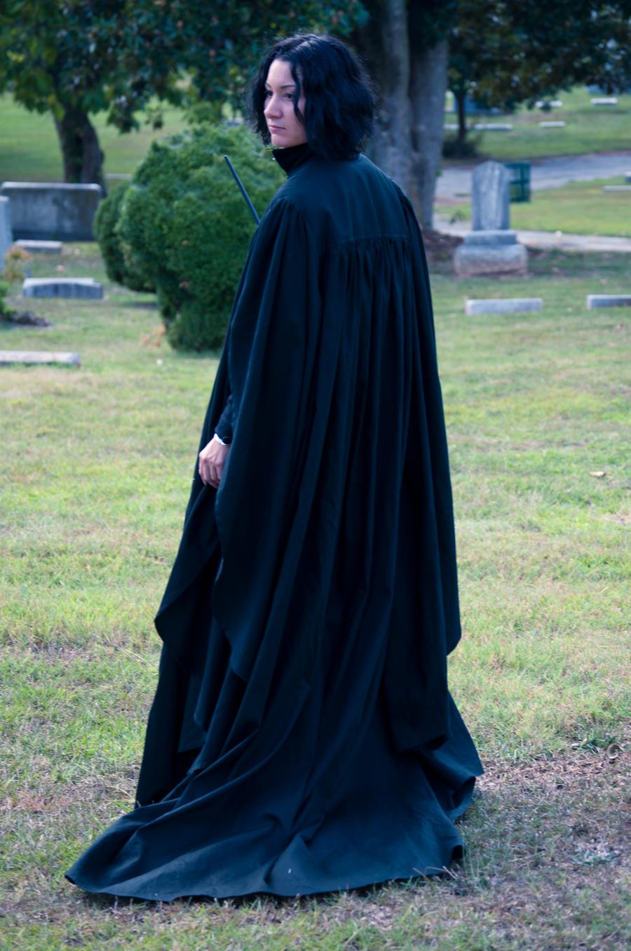 Severus Snape -Cosplay 2 by CrazyInsaneJess