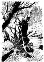 Batman 692 pg 1 by JasonConrad