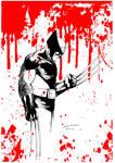 Wolverine Sketch 81010