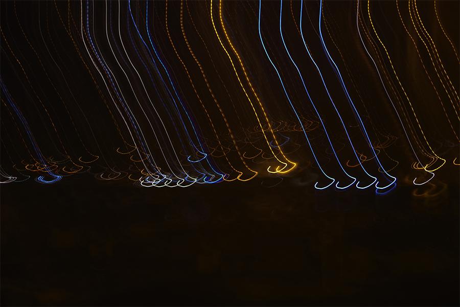 Light Racing by Melanie-Melaka