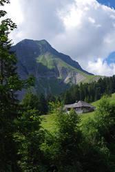 Montagnes Suisses #2 by Melanie-Melaka