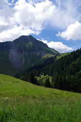 Montagnes Suisses #7 by Melanie-Melaka