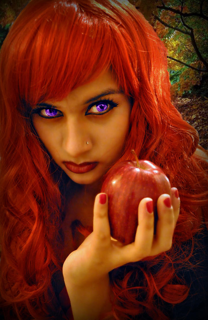 Lilith apple of eden by marleguardia on deviantart for Maitresse lilith