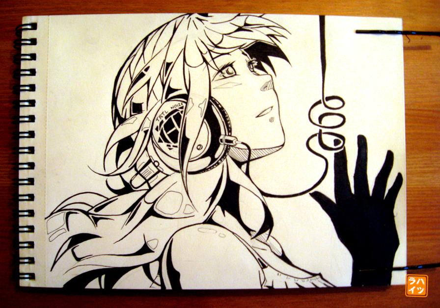 020: Headphones by 365-Hatsu