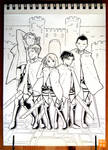 067: Levi's Squad