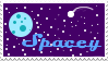 Space Stamp by parkerimi