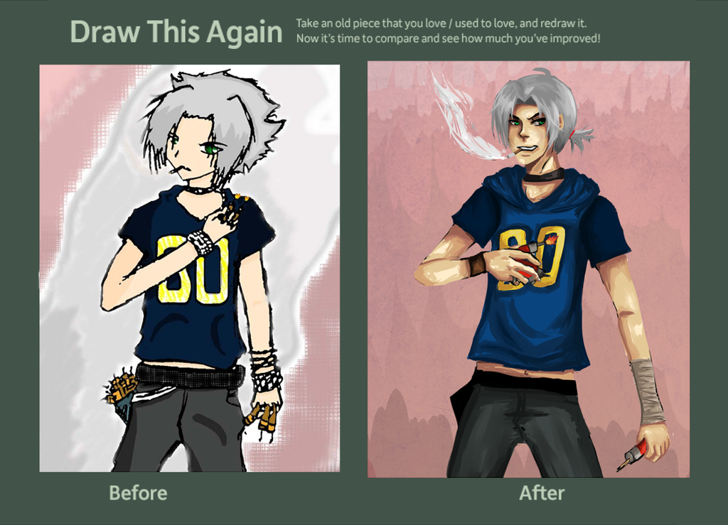 Smoking Bomb by Fullmetalsasukefreak