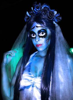 Emily The corpse bride halloween 2012